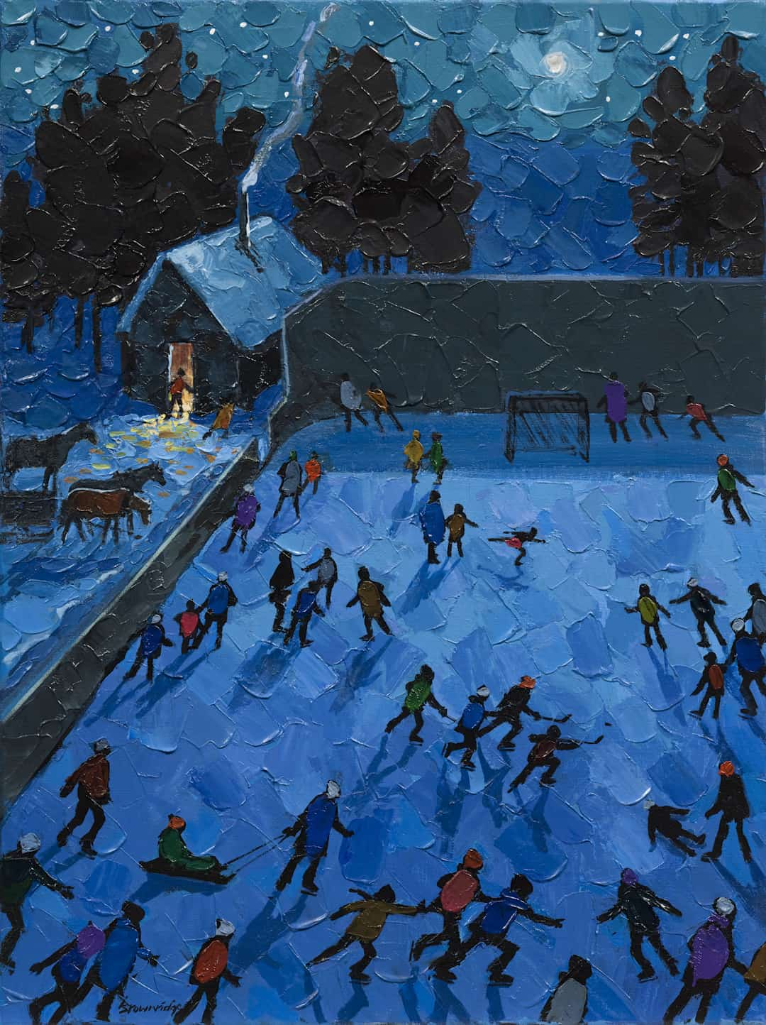 A Winter Night (2014)