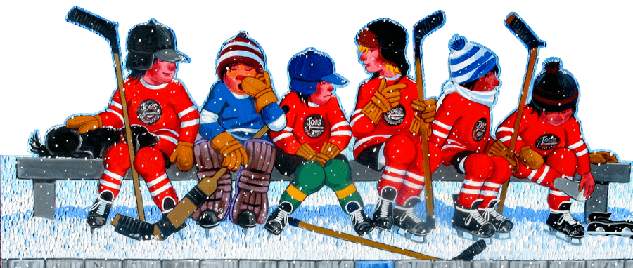 Contact Heart of Hockey
