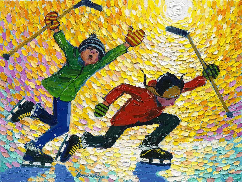 The Hockey Boogie