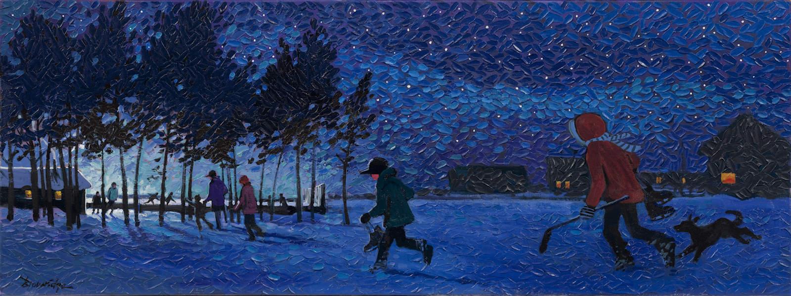 Night Skating (2014)