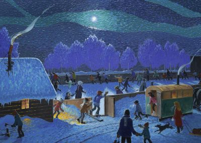 I Loved the Night Rink